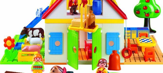 Une maison playmobil d'exception pour les plus petits